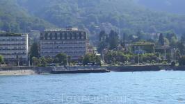 Италия/На машине в Европу/Остров Isola Bella/Дворец Borromeo