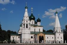 Отреставрированный Храм в центре Ярославля