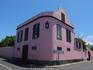 """наш гостевой дом в деревне Сан Висенте Феррейра...наше """"гнездышко"""" - в глубине сада..."""