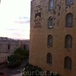 Иерусалим. Отель.