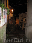 Ночной старый город. Фьюджи