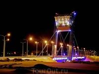 Вантовый мост Факел