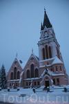Главная Церковь города Кеми (Kirkkopuistokatu 11, 94100 Kemi)