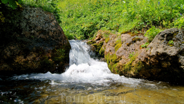 Исток реки Армянка