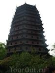 Пагода Шести гармоний Баочу -970 г. - дух захватывает от этого очарования!