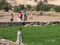 египетский мальчик