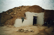 Песчаное жилище троглодитов
