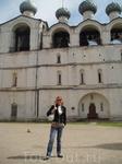 Звонница Успенского собора