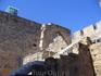 Сохранившаяся часть городской стены