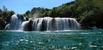 Скрадинский бук - водопад на реке Крка.