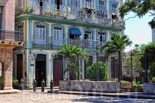 Колониальный стиль в Гаване