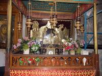 Церковь Рождества Христова, место ясель ИИсуса.