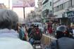Уличный траффик в Варанаси.