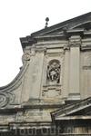 Церковь Сретень Господнего имеет своего двойника - костел Св. Сусанны в Риме