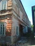 Старый домик - оригинально