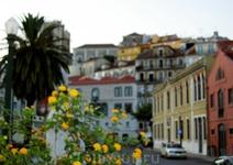 Сумерки в Альфаме, Лиссабон