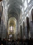 собор св.Вита изнутри
