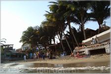 пляжи о-ва Нгор