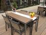 просто приятно посидеть за таким столиком на берегу Балатона