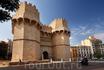 Средневековые ворота города