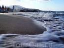 пляж Сталида. Утро.