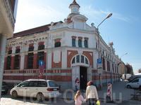 Лиепая, Петровский рынок.