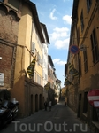 Улица Сиены