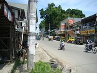 улицы острова Бохоль