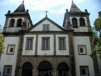 Монастырь ордена капуцинов Сан-Антониу (XVIII в).