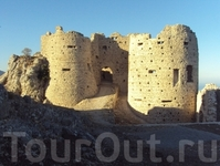 Стилою Норманнский замок