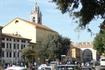 Верона.Арки,открывающие главный вход в старый  город, называются Портони  делла  Бра,за  ними  исторический центр,сердце Вероны - площадь Бра.Арки  построены ...