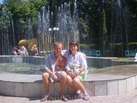 В парке Поддубного