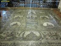 Мозаики на полу