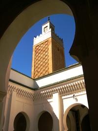 Большая мечеть Тлемсен