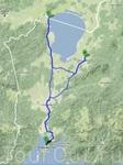 Наш маршрут: Владивосток - Спасск-Дальний - Турий Рог - Владивосток