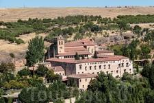 Монастырь Эль-Парраль
