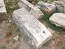 Руины и маки Турции