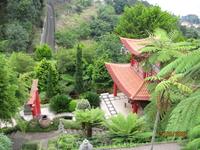 Пагода. (Тропический сад Монте)