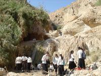 Священный водопад