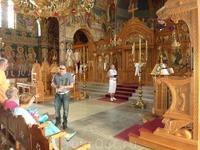 Главная церковь Малии