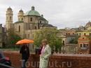 Вид на собор св.Анны