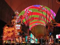 Las Vegas. Fremont Street.