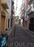 узкие улицы Европы