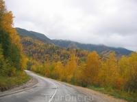 Дорога из Иркутска в Листвянку