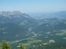 В 20 км от Берхтесгадена-Зальцбург.Вид с орлиного полета.