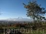 Ереван, вид на Арарат из Парка Победы