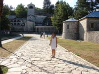 Монастырь в Цетине.