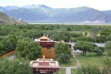 Постройка Самье была первым усилием, предпринятым для того, чтобы создать условия для закрепления буддизма в Тибете, как преобладающей религии. Естественно, что приверженцы исконной религии бон по, ко