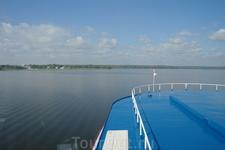 Волга -Волга.