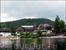 Вокруг озера характерные постройки